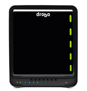 Drobo 5C 5-Bay Storage Array / USB 3.0 / Type-C