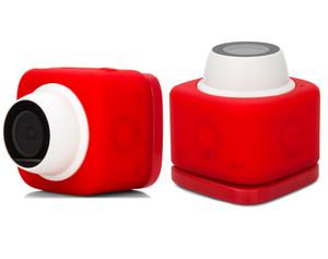 Multifunction Wifi Selfie Camera 720P - Red