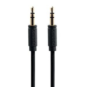 Promate 'LinkMate-A1' Premium 3.5mm flexShield™ PVC coated copper Audio Cable, 1.5m