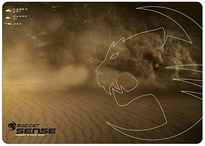 ROCCAT SENSE High Precision Gaming Mousepad (Desert Strike 2mm)