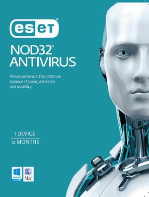 ESET NOD32 Antivirus OEM 1 Device 1 Year