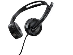 Rapoo H100 Wired Stereo Headset with 3.5mm Audio Jack