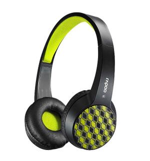 Rapoo S100 Bluetooth Stereo Headset - Black