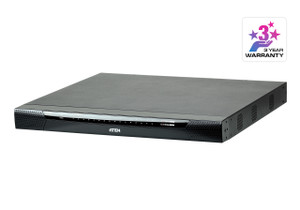 Aten Altusen 1 Local/1 Remote Console 32 Port Rackmount USB-PS/2 Cat5 KVM Over IP Switch with Virtual