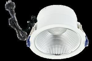 Energetic Protail 4'Downlight Low UGR Cutout100mm 8W Non-dim 4000K 800lm White [172410]