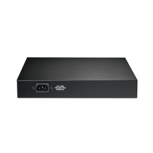 Edimax 8 ports 10/100M PoE+ Switch (8 PoE+ ports,150W) Fan-less