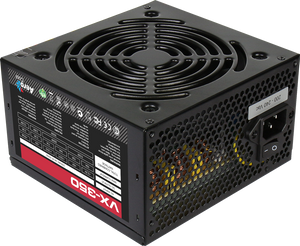 Aerocool VX-350 ATX PSU, ATX12V 2.3, C6/C7 Power Saving Mode Supported