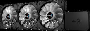 Aerocool Project 7 F12 PRO with 3 RGB Fans, RGB Controller Hub
