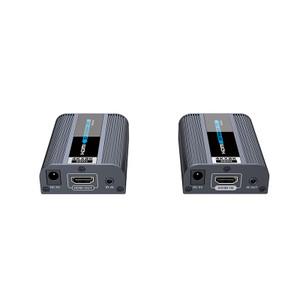 Lenkeng HDMI 4K Extender Over Single 60m Cat6 With IR