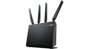 ASUS 4G-AC68U AC1900 Wireless 4G LTE Modem Router, 3G/4G Support, Gigabit LAN