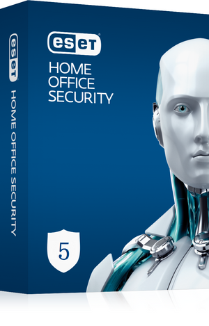 ESET Home Office Security Pack 5 - 5 Endpoints, 5 Android Devices, 1 File Server ,1Y Keys Only