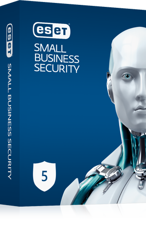 ESET Small Business Pack 5-5 Endpoints, 5 Android Devices, 1 File Server, 8 Mailboxes, 1Y Keys Only
