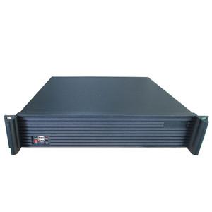 """TGC Rack Mountable Server Chassis 2U with 6 3.5"""" bays 400MM Deep"""