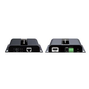 Lenkeng HDMI 4K POE Extender Over Single 120M Cat6 With IR