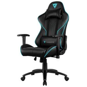 ThunderX3 RC3 HEX RGB Lighting Gaming Chair - Black/Cyan