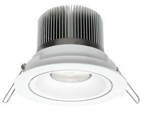 OMNIZONIC LED Downlight 12W (600Lm) 4000K Natural White