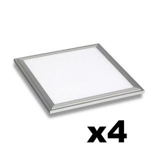 OMNIZONIC LED 4 Pack - Panel 20W 4000K 1300Lm at 300 x 300mm