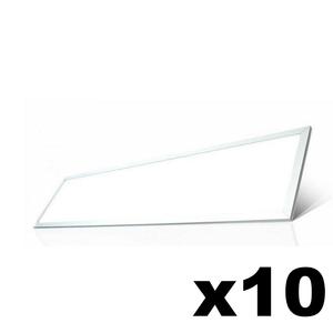 OMNIZONIC LED 10 Pack - Panel 42W 4000K 2700Lm at 1200 x 300mm