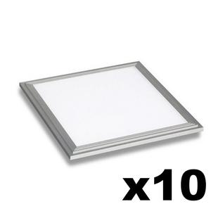 OMNIZONIC LED 10 Pack - Panel 20W 4000K 1300Lm at 300 x 300mm