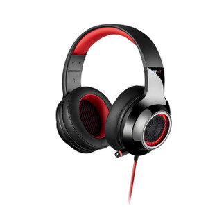 EDIFIER G4 7.1 Virtual Surround Sound Gaming Headset Red