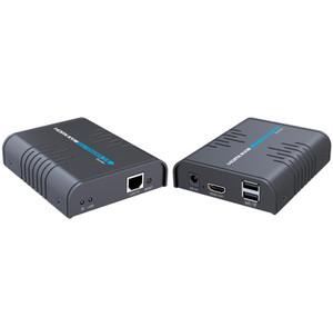 Lenkeng HDMI KVM Extender over cat5/5E/6