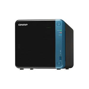 "QNAP NAS TS-453BE-2G, 4-Bay, 3.5"" SATA3 Diskless, SOHO, Tower, 4-Core CPU, GBLan(2), 2GB RAM"
