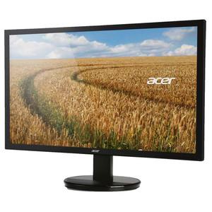 "Acer 19.5"" LED K202HQL TN Monitor, HD+ 1600x900 16:9, 5ms GTG, K2 Series, DVI/VGA, Tilt, 3YR WTY"