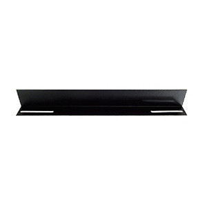 "LinkBasic 19"" L Rail for 1000mm Deep Cabinet only - Black"