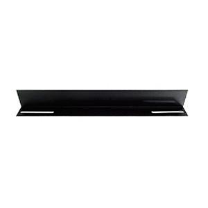 "LinkBasic 19"" L Rail for 450mm Deep Cabinet only - Black"