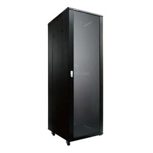 Linkbasic 37U 1000mm Depth with four 240V fans 8 ports 10A PDU Glass Door