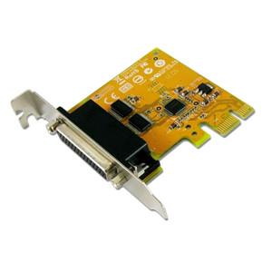 Sunix SER6437AL PCIE 2-Port Serial RS-232 Low Profile Card (DB9M)