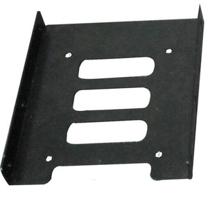 "2.5"" HDD/SSD to 3.5"" Tray Convertor Black"
