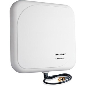 TP-Link 2.4GHZ 14dBi Outdoor Yagi-Directional Antenna, RP-SMA Male