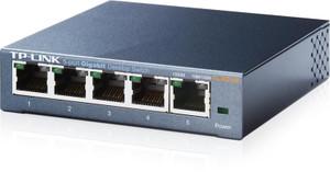 TP-Link TL-SG105 Steel housing 5-Port 100/1000Mbps Desktop Switch