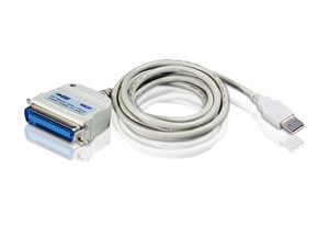 Aten USB to IEEE-1284 Printer Interface with 1.8m Cable