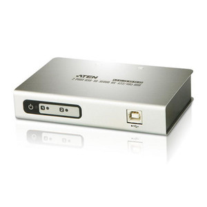 Aten USB to 2 Port Serial RS-422/485 Hub