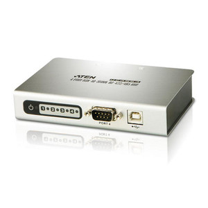 Aten USB to 4 Port Serial RS-422/485 Hub