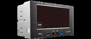Aerocool Touch-2100 Dual-Bay LCD Touch Screen Fan Controller