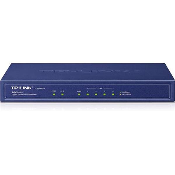 TP-Link SafeStream™ Gigabit Broadband VPN Router
