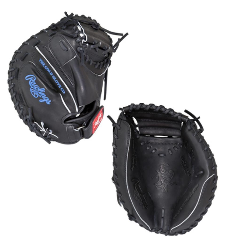 "RAWLINGS HEART OF THE HIDE CATCHERS MITT – PROSP13B 32.5"" RHT Baseball"