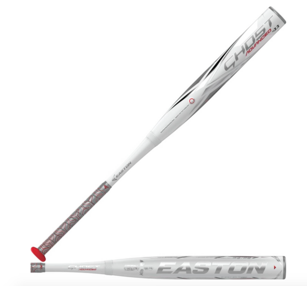 Easton Ghost Advanced Softball Bat Evenly Balanced Double Barrel