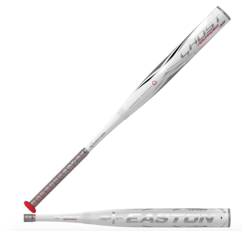 Easton Ghost Advanced Softball Bat Evenly-Balanced Double Barrel