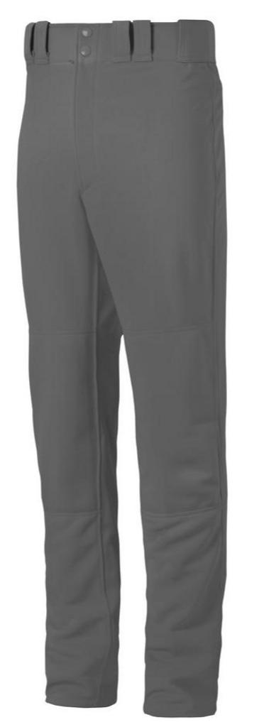 Mizuno Full Length Pant - Charcoal