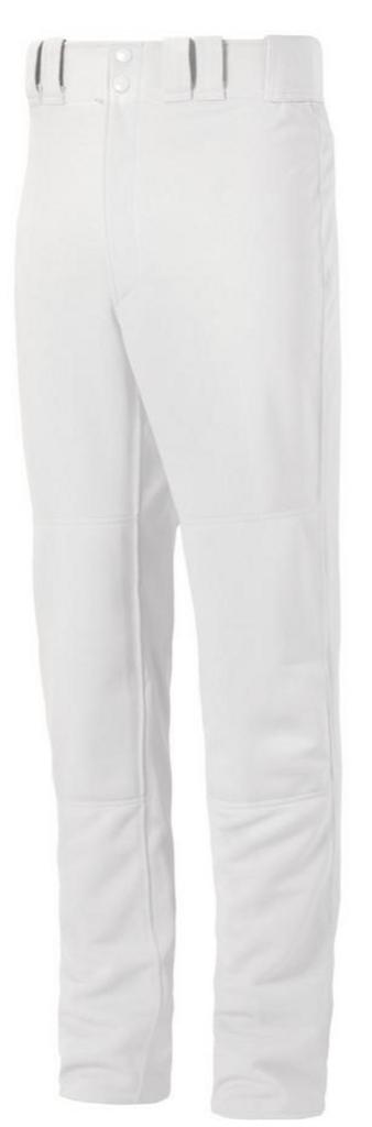 Mizuno Full Length Pant - White