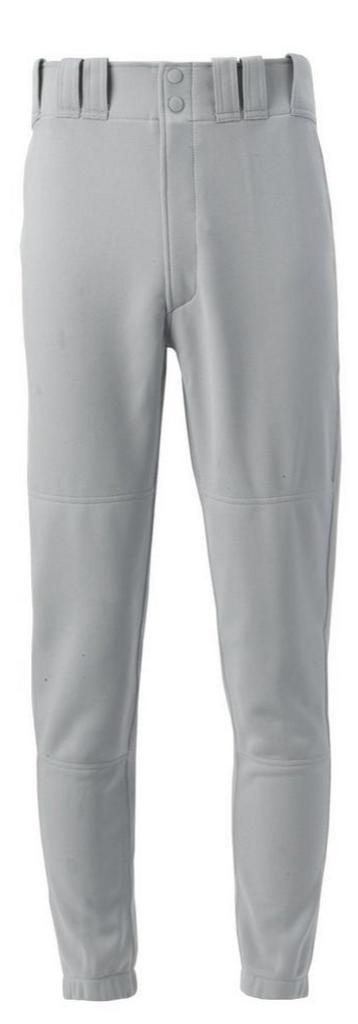 Mizuno Elastic Bottom Pants - Grey
