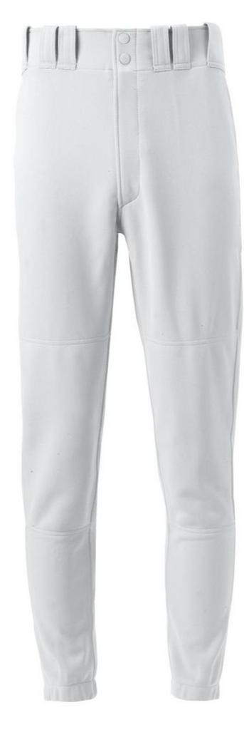 Mizuno Elastic Bottom Pants - White