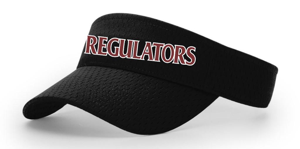 Regulators Visor - Black