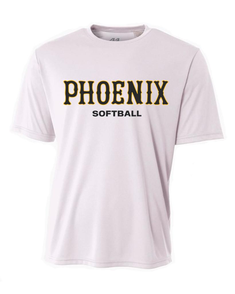Phoenix Practice Dri-Fit White
