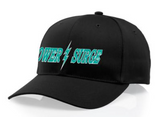 Power Surge Flexfit Cap - Black