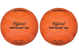 "OTL 12"" Softball Over-the-Line OMBAC Official Ball (2-pack)"
